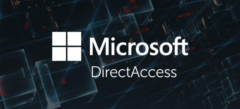 DirectAccess in der Cloud