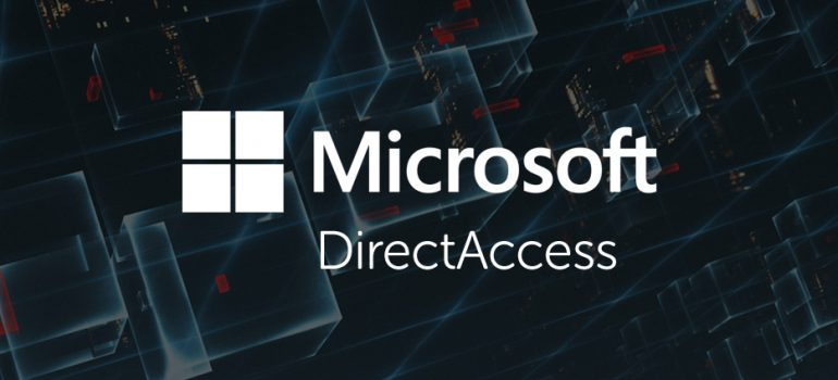 DirectAccess in der Cloud